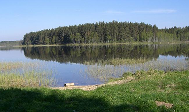 Озеро Ситно