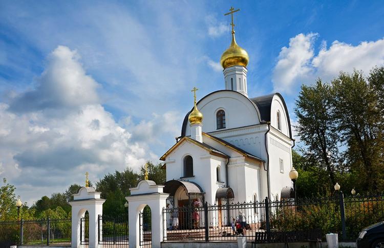 Церковь Николая Подольского
