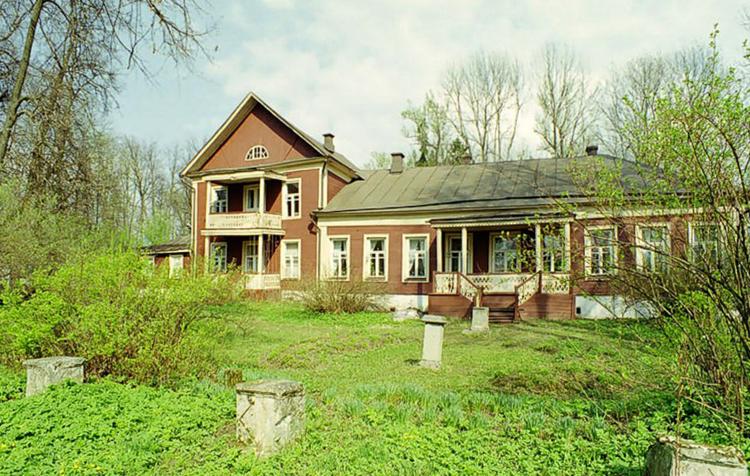 Мемориальный дом-музей Н. Е. Жуковского