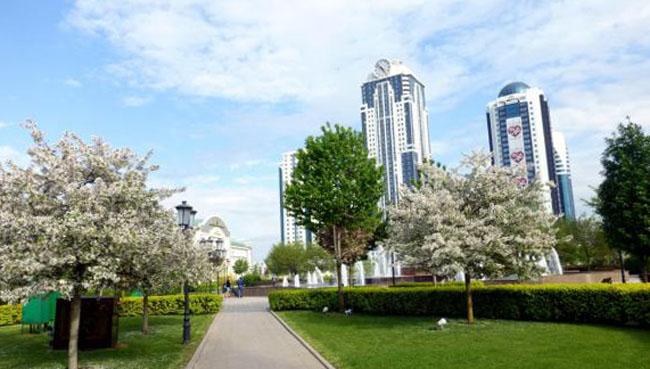 Парк Антона Чехова