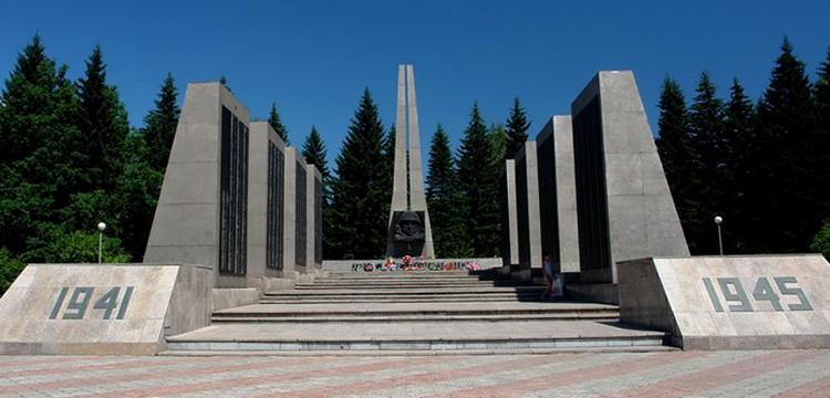 Мемориальный комплекс «Парк Победы»
