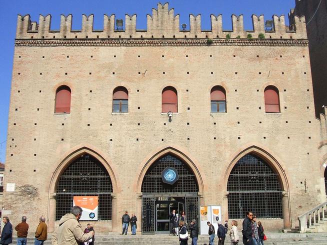 Дворец Палаццо дель Подеста