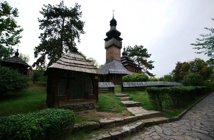 Закарпатский музей народного быта и культуры