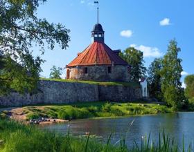 Город Приозерск