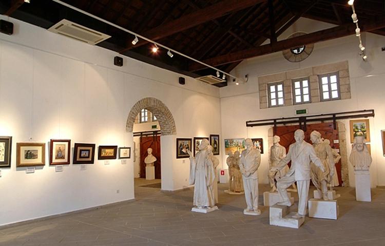 Муниципальная галерея Ларнаки