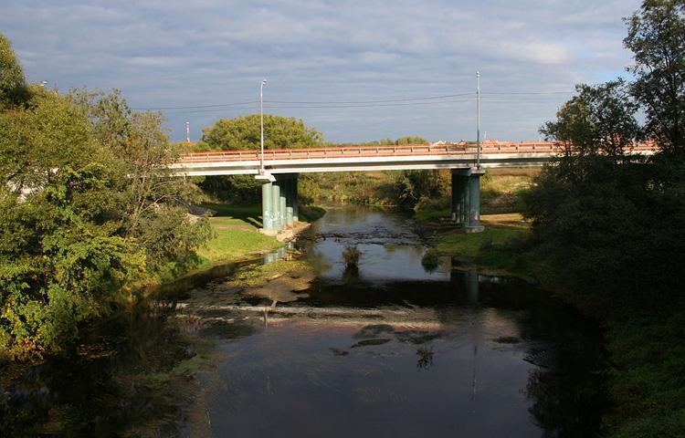 Река Истра