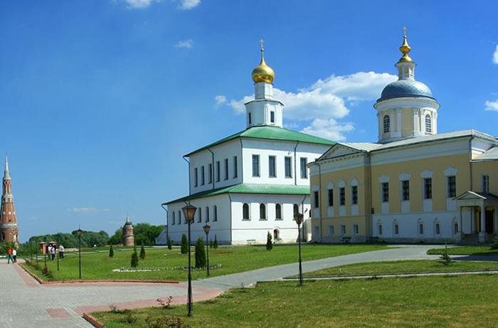 Старо - Голутвин монастырь
