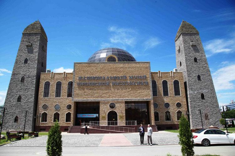 Музей Чеченской республики