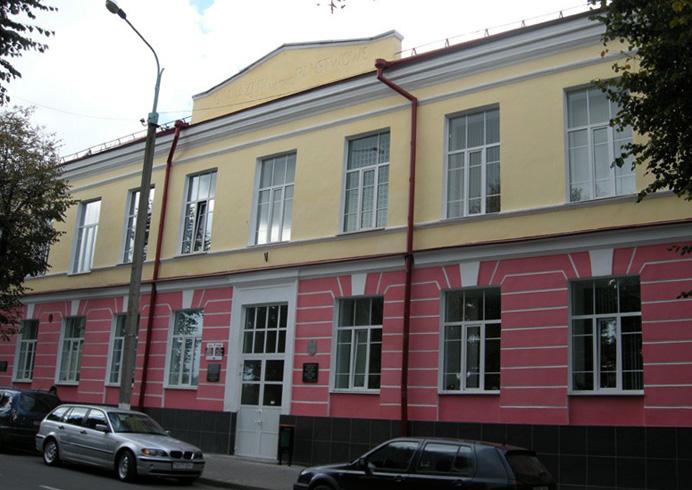 Дворянское училище, первая гимназия
