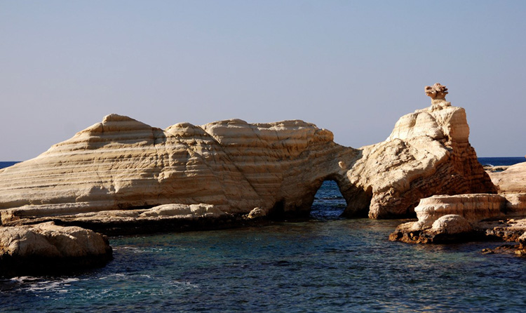 Морские пещеры