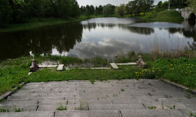 Мариентальский пруд
