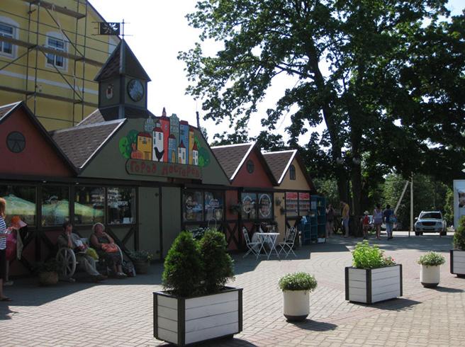 Площадь мастеров