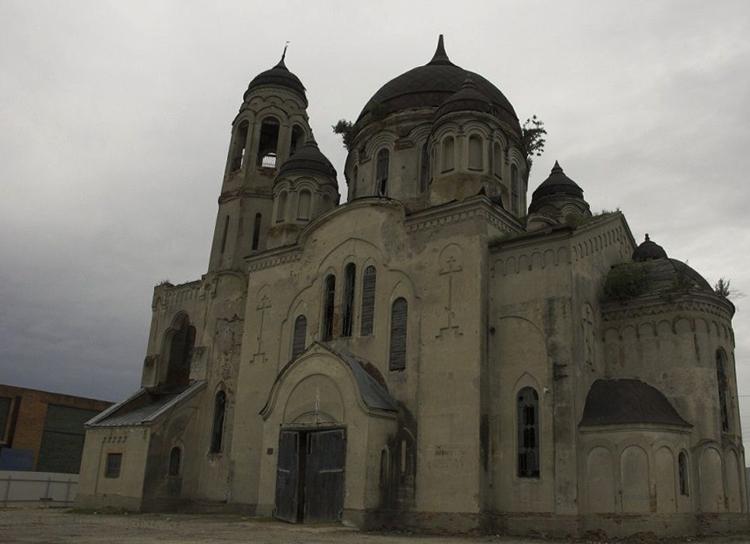 Покровский старообрядческий собор