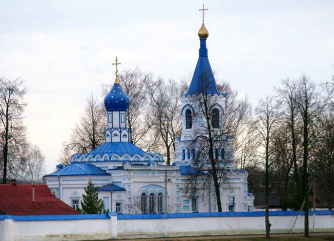 Женский Свято-Успенский монастырь в Орше
