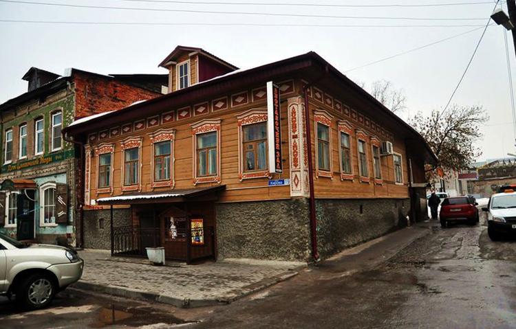 Районный дом ремесел и фольклора