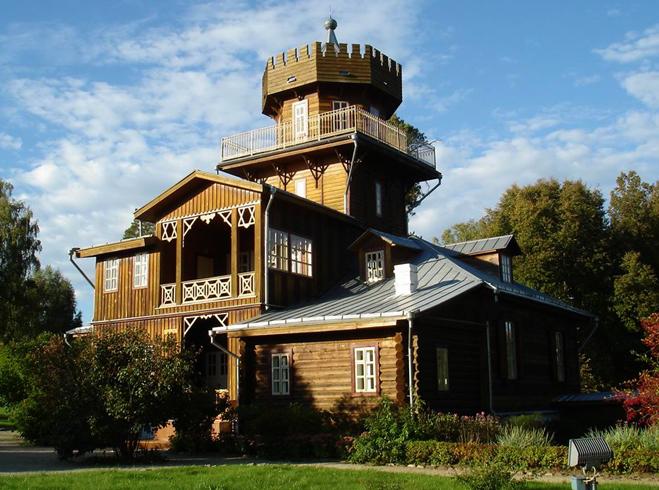 Музей-усадьба Ильи Ефимовича Репина
