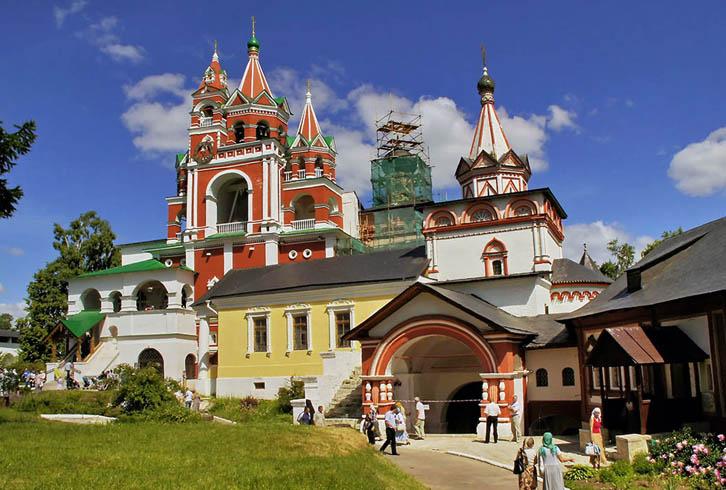Саввино - Сторожевский монастырь