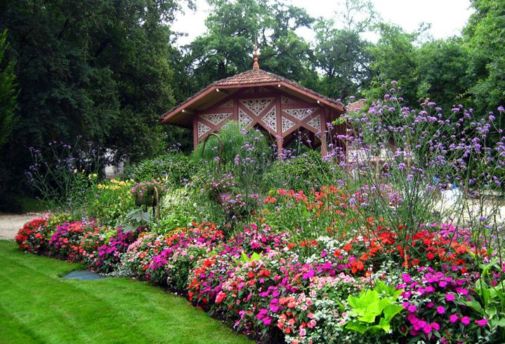 Сад Иль-де-Версаль