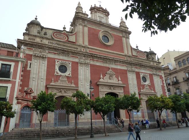 Церковь Сальвадора