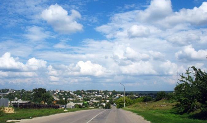 Село Коротояк