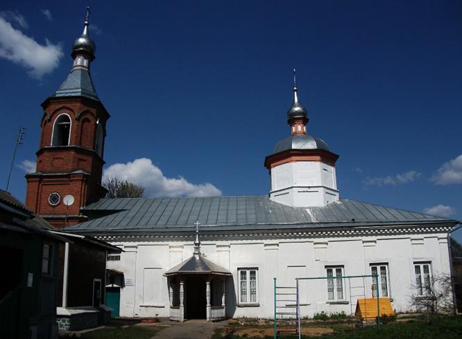 Церковь Покрова Святой Богородицы