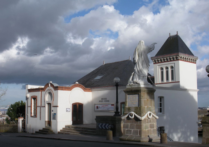 Музей Жюль Верна