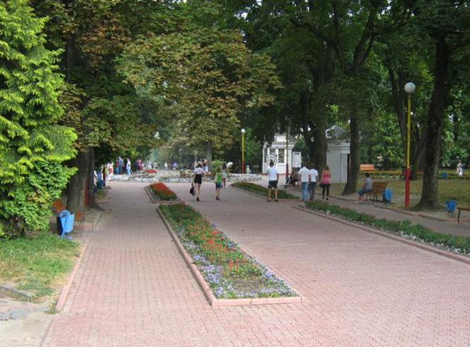 Сквер Карла Маркса