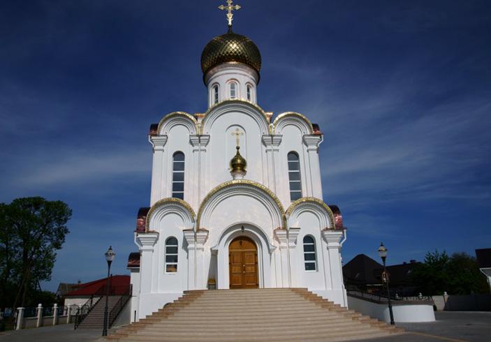 Кафедральный собор святителей Кирилла и Лаврентия Туровских