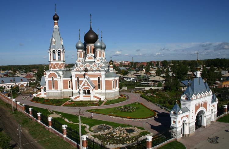 Кафедральный собор в честь Преображения Господня
