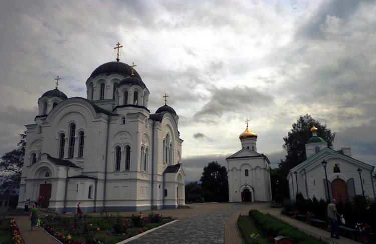 Спасо - Евфросиниевский монастырь