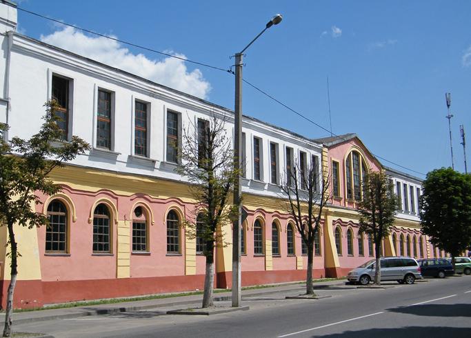 Пинская спичечная фабрика