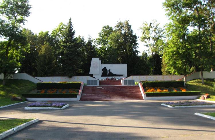 Мемориальный комплекс освободителям Пинска
