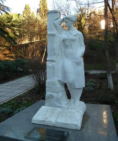 Памятник первой женщине – врачу