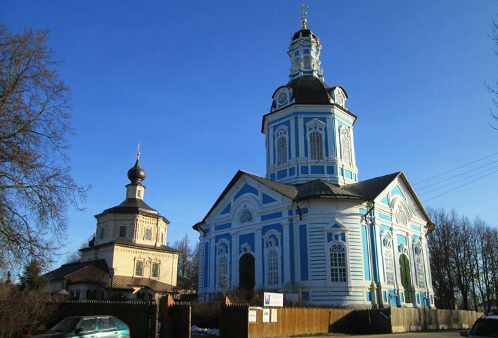 Свято – Тихоновский монастырь