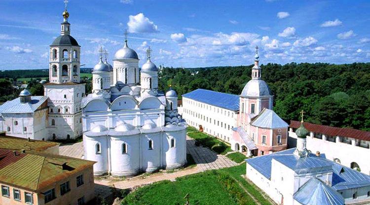 Свято-Пафнутьев Боровской монастырь