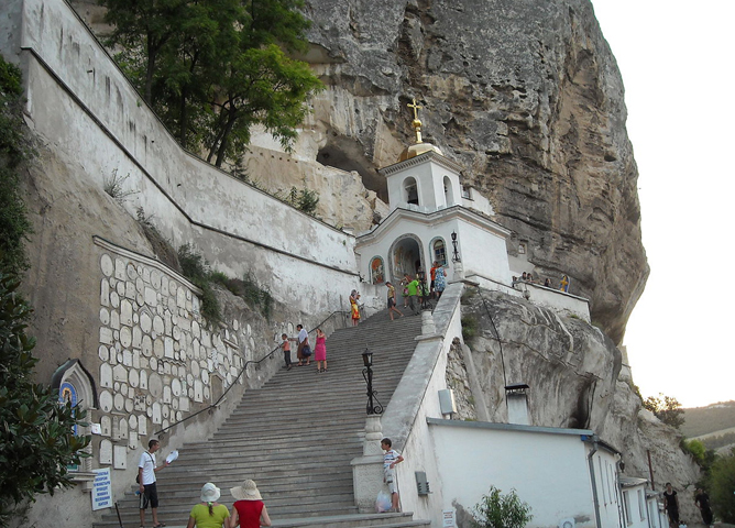 Свято-Успенский монастырь