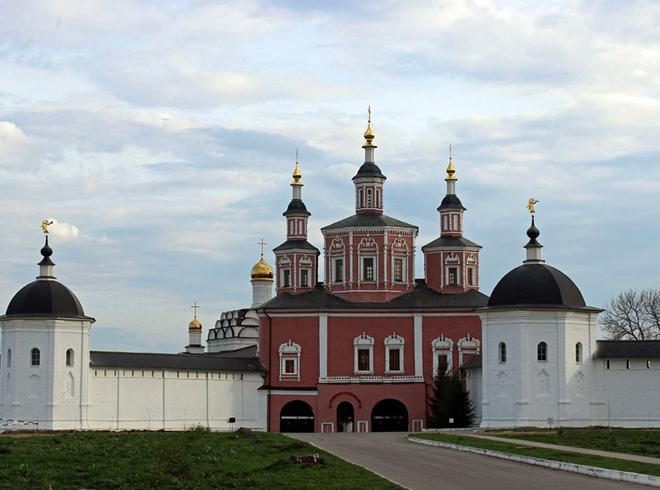 Свенский Свято-Успенский монастырь