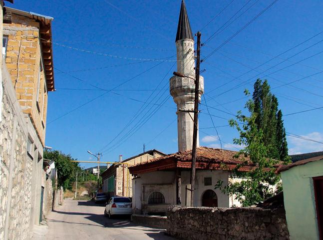 Мечеть Тахталы - Джами