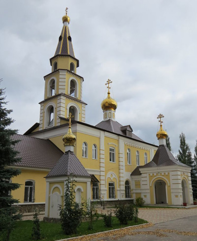 Татьянинская церковь