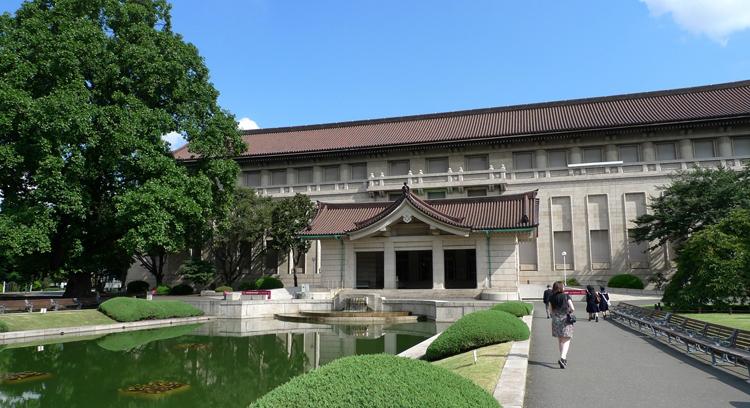 Токийский национальный музей