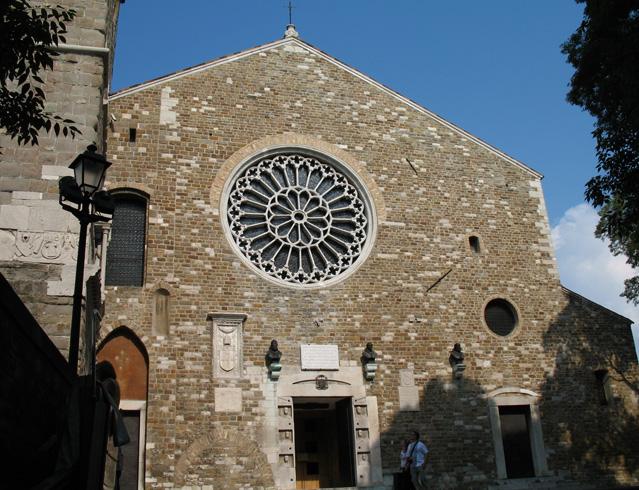 Кафедральный собор Святого Иуста