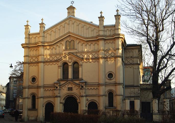 Синагога Темпель в Кракове