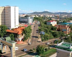 Достопримечательности Улан-Удэ
