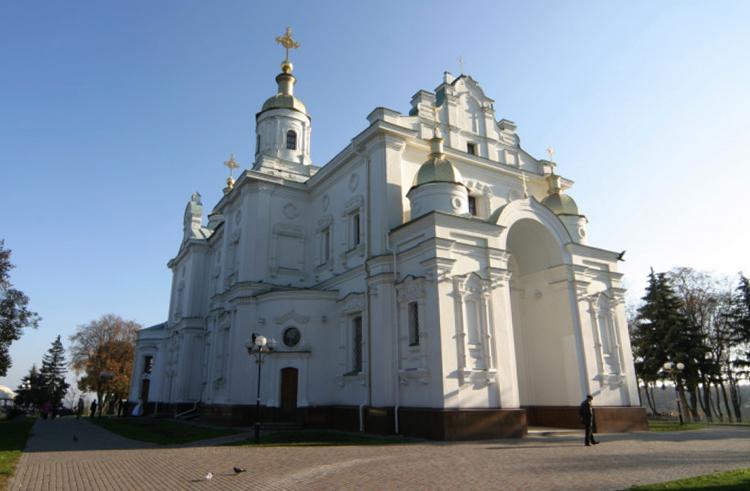 Свято-Успенский собор в Полтаве