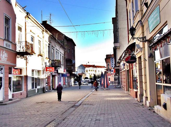 Улица Корзо