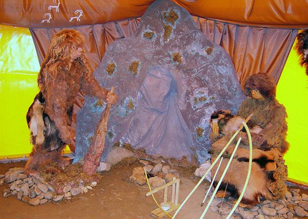 Улалинская палеолитическая стоянка