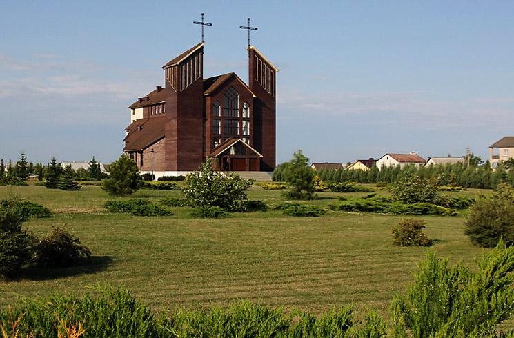 Костёл святого Зигмунда Лозинского