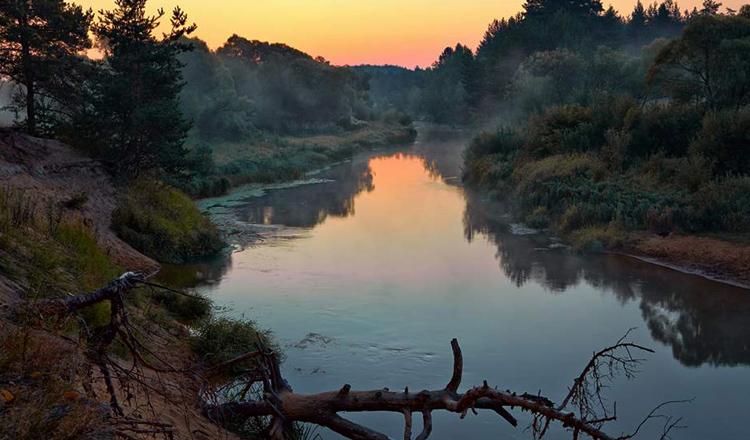 Река Вахчилка