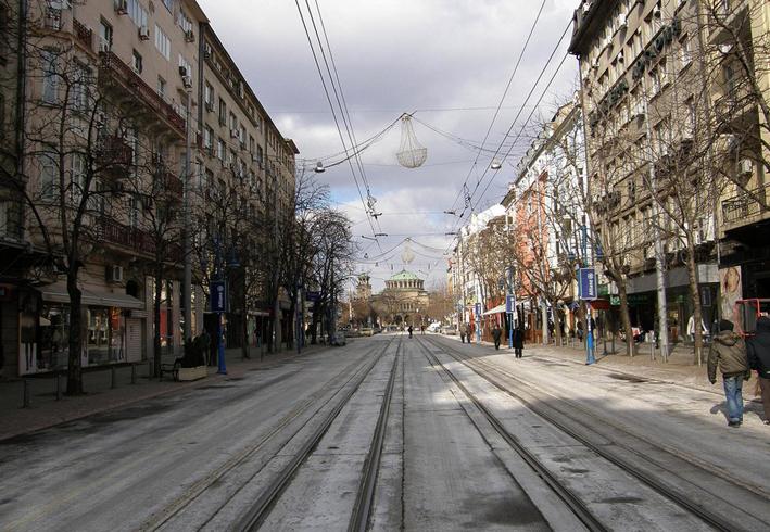Бульвар Витоша