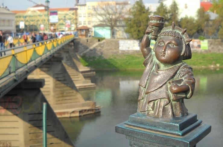 Памятник Статуе Свободы